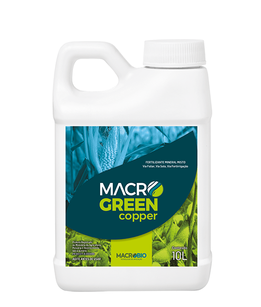 MACROGREEN - Copper